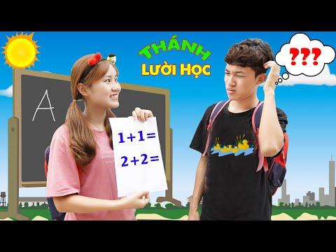 Bài Học Cho Cậu Bé Lười Biếng ♥ Min Min TV Minh Khoa