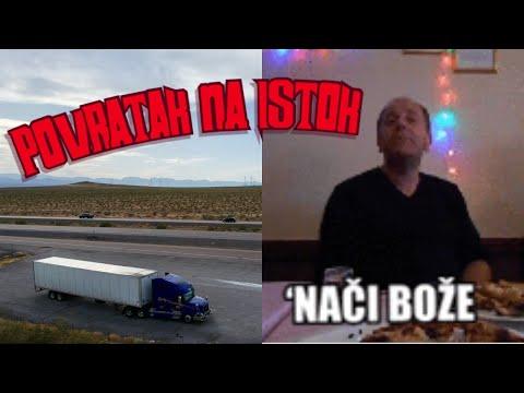 Kamion King - Šoferska sedmica (idemo prema kući) Dio 3