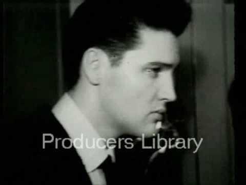 Elvis and Bob Darin