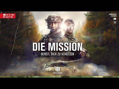 DIE MISSION:BEREIT, DICH ZU SCHÜTZEN | Trailer | Bundeswehr Exclusive