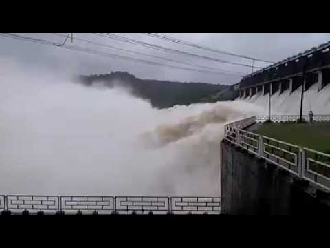 Amazing scene at Bisalpur Dam