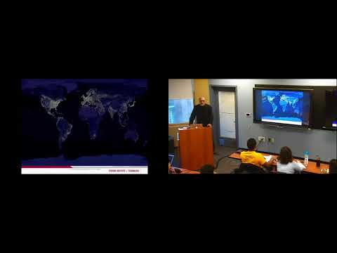 Sustainability Seminar Series: Sustainability, Scale and Complexity (George Korfiatis)
