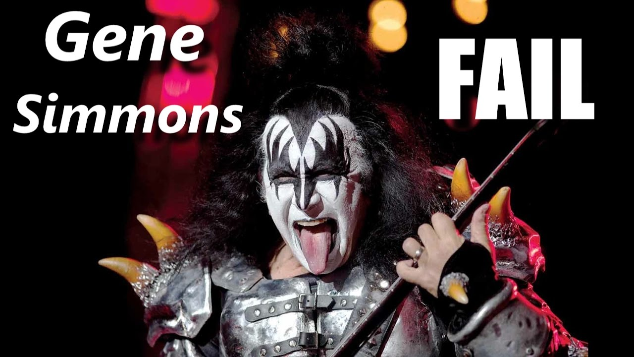 Gene Simmons: Fans 'Loved' Fire-Breathing Fail at First Kiss Show