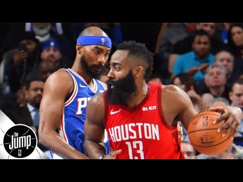 Grading Luka Doncic's punt & how Corey Brewer following Scottie Pippen's advice on Harden | The Jump