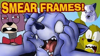 TOP 10 Weird Smear and Freeze-Frames in FNAF [Tony Crynight]