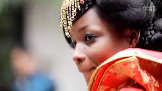 Cross-cultural marriage: Black beauty marrying Chinese man