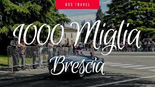 1000 MIGLIA PARTENZA DA BRESCIA | VLOG 8.2
