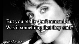 Laura branigan - gloriai don't own the music.lyrics:gloria, you're always on run now.running after somebody, you gotta get him somehow.i think you've got...