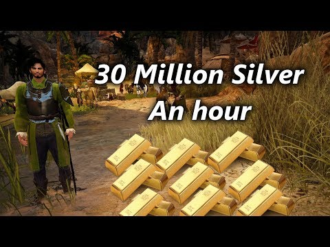 BDO - 30 Million Silver Per hour at GKS(Gatekeepers) Guide