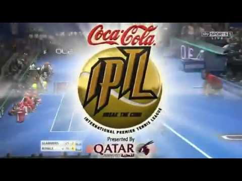 Roger Federer vs Stan Wawrinka Amazing Point HD IPTL Singapore 2015