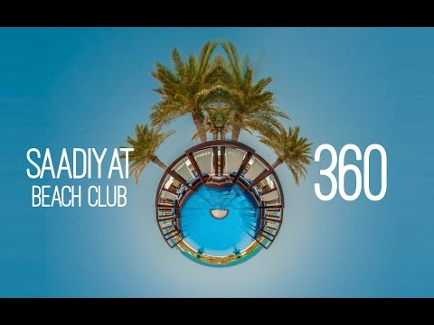 Saadiyat Beach Club 360