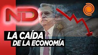 El derrumbe de la economía Argentina por la cuarentena