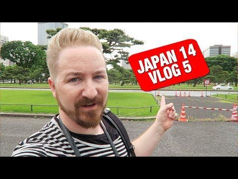 JAPAN 14 VLOG 5 - Marunouchi, Imperial Palace and Akihabara