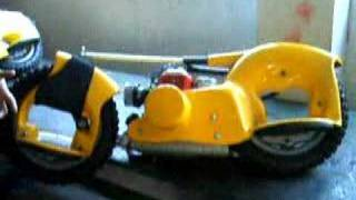 Wheelman XIX