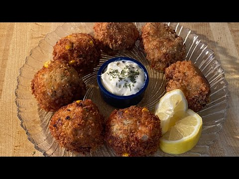Ep. 345: Cajun Seafood Balls | Cajun And Creole Recipe 🍤🦀