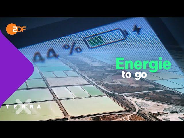 Wie der Lithium-Ionen-Akku funktioniert   Terra X plus