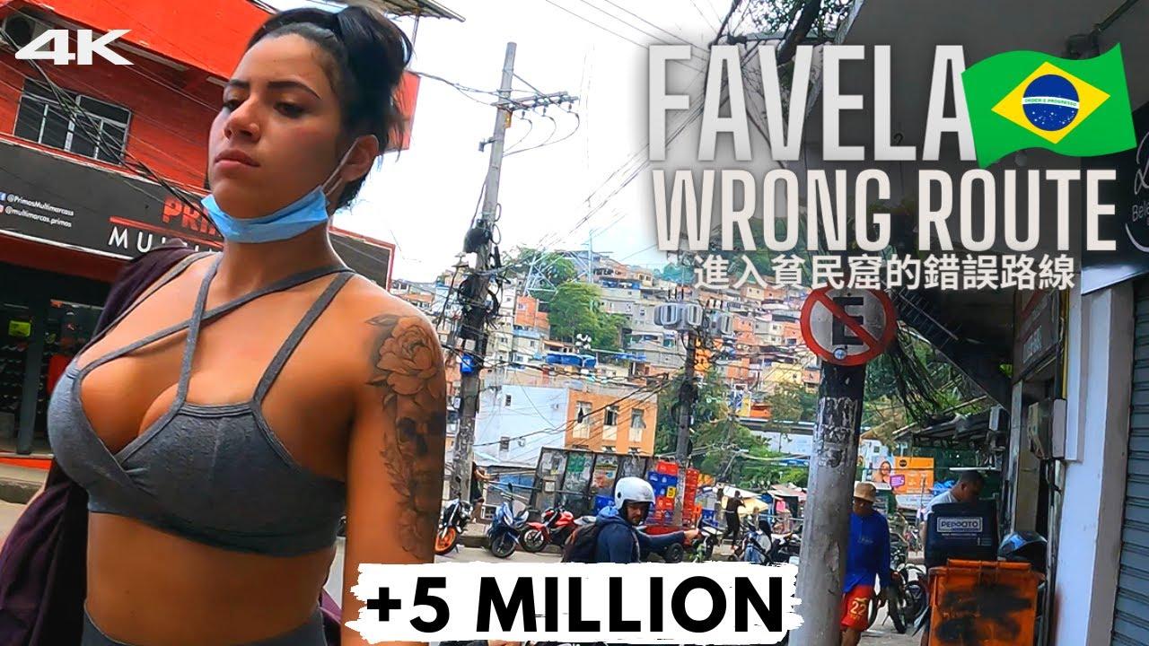 Download 🇧🇷 Dangerous Favela Rio de Janeiro Brazil