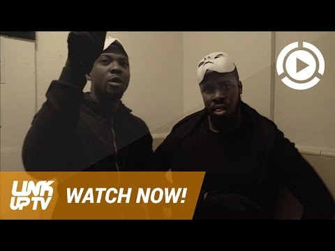 Rapman - Mask Off Freestyle [Music Video] @RealRapMan | Link Up TV