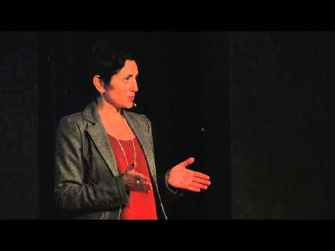 Women's safety in a violent world | Lina Abirafeh | TEDxCoventGardenWomen