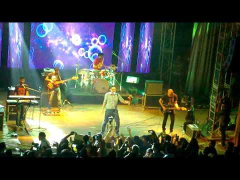 Anupam Roy live at KPC Medical College Fest | Plexus'17 |