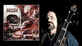 Glen Benton of Deicide Interview 2018 - Once Upon the Cross of HELLCAST Metal Podcast
