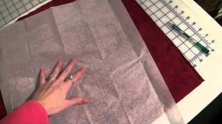 Free Motion Quilt Along #10: Preparing a Wholecloth Quilt