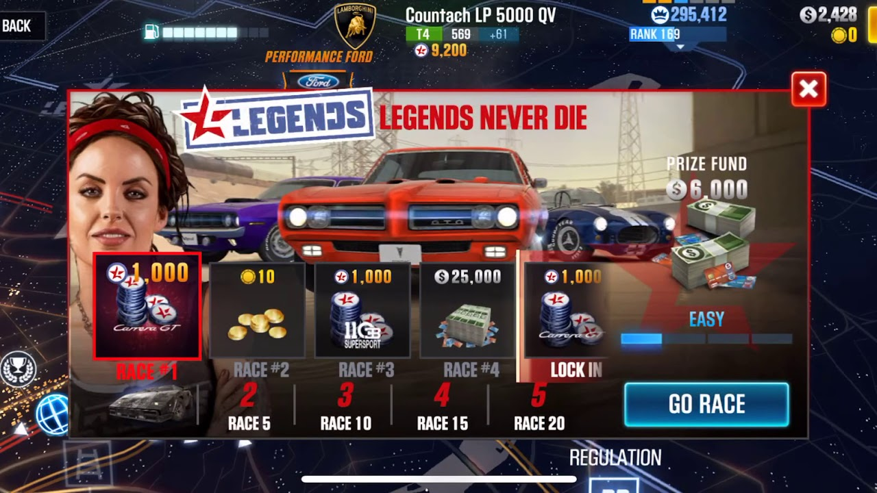 CSR 2 Legends | What Happens If You Don't Restore Your Legend Cars?