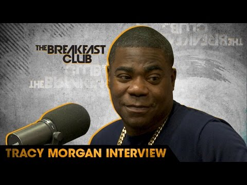 Tracy Morgan On His Recovery, Spreading Love and Turn It Funny Tour