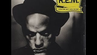 R.E.M. - Losing My Religion (Studio Version, On-Screen Lyrics) [HD]