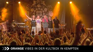 ORANGE | Live in der Kultbox in Kempten