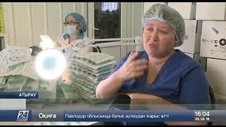 Предприниматели Атырау активно трудоустраивают людей с инвалидностью