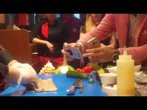 Sushi Central Dubai Grand Opening at Damac Maison Grand Canal, Business Bay Dxb UAE. Celebration wit