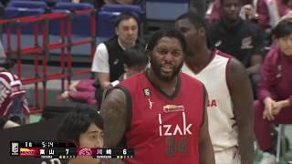 富山グラウジーズvs川崎ブレイブサンダース B.LEAGUE第14節 GAME2Highlights 12.16.2018 プロバスケ (Bリーグ)
