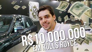 Rolls Royce Cullinan E Phantom Viii Em Detalhes  | Top Speed
