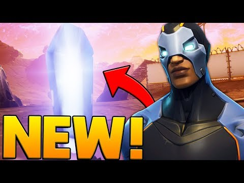 NEW GRAVITY CRYSTALS, SKINS, MAP AND MORE SEASON 4 BATTLE PASS - Fortnite Battle Royale