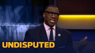 Shannon Sharpe reacts to NBA's moment of unity in response to storming of Capitol Hill | UNDISPUTED