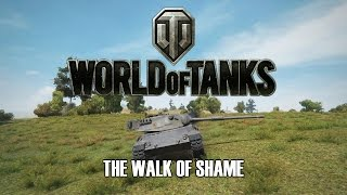 World of Tanks - The Walk of Shame