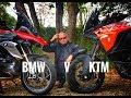 What's best? - BMW R1200GS v KTM 1290 Super Adventure