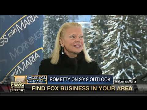 IBM CEO: We are the cloud for business