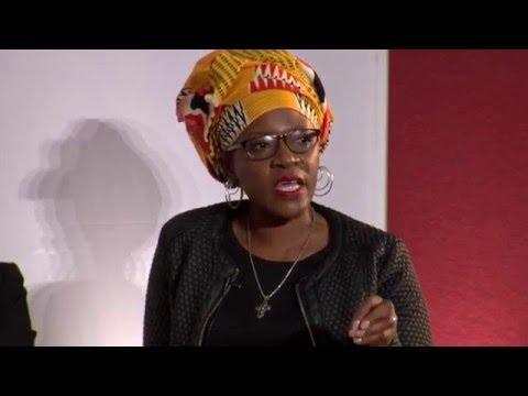 Rev. Mpho Tutu on Same-Sex Marriage | Skoll World Forum 2016
