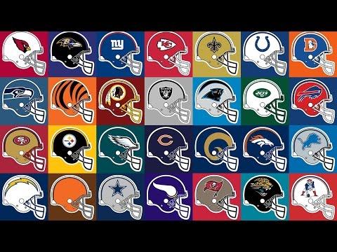 Relevant/Irrelevant NFL Teams 2014