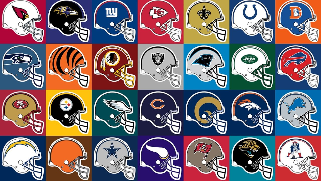 Nfl football teams names