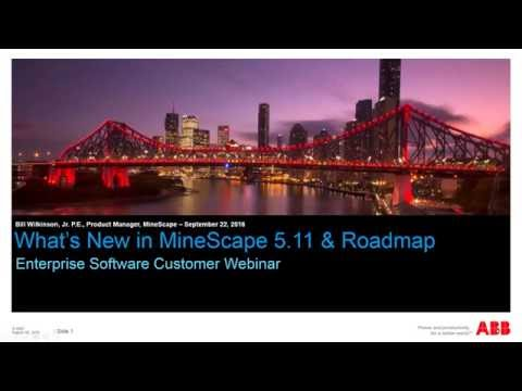 What's New in MineScape 5.11