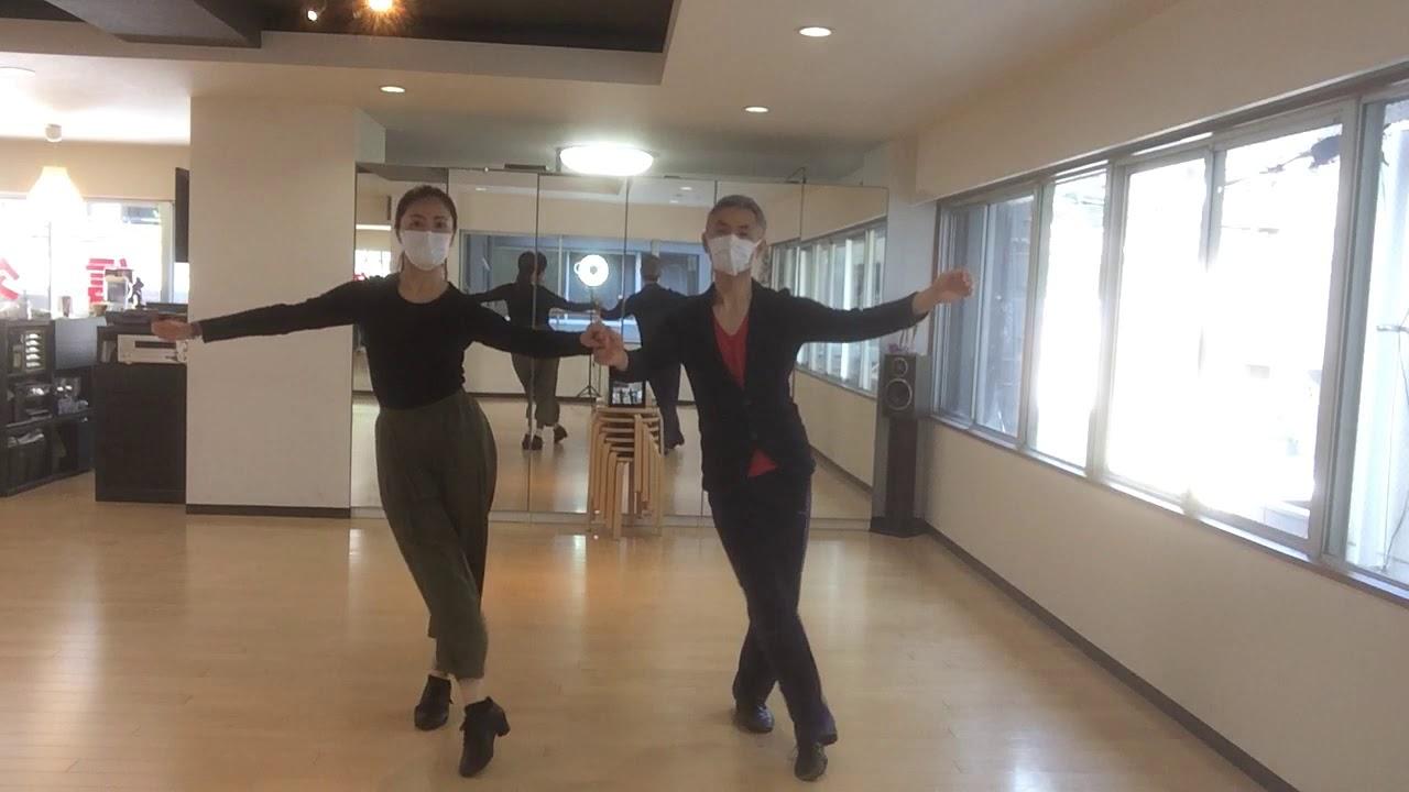 安信ダンス教室 ジルバルーティン