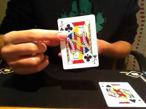 tour de magie 3 valets