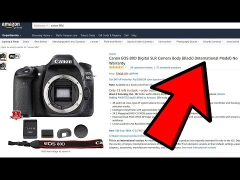 Are There BOOTLEG Canon & Nikon Cameras?