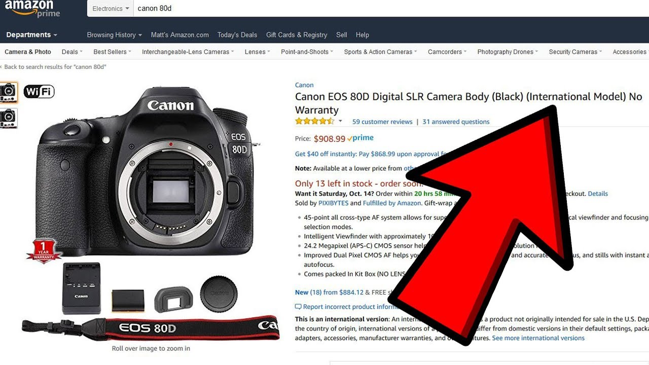 canon camera check warranty by serial number