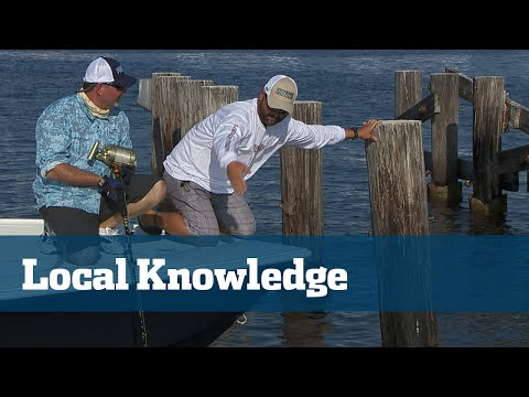Florida Sport Fishing TV - Pro's Tip Local Knowledge Is Priceless