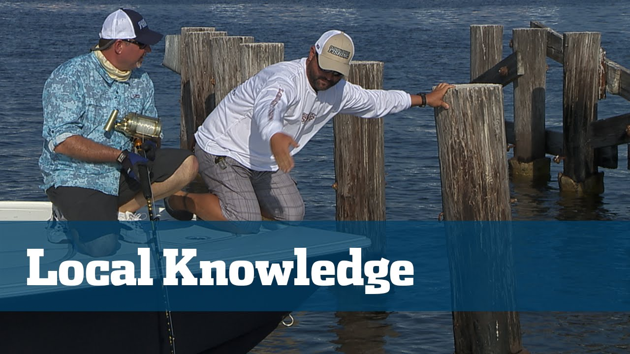 Local knowledge is priceless florida sport fishing tv for Local knowledge fishing