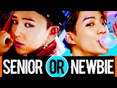 Are You A Senior Or Newbie Fan? (Kpop Boy Group Ver.)